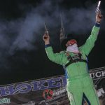 Tyler Erb Puts on a Show in Wild West Shootout Night 4