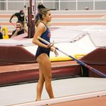 Reaching New Heights: Samara McConnell's Emergence As A Top College Pole Vaulter