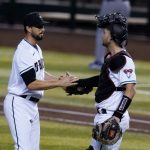 D-backs Pitchers And Catchers Report