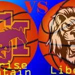 LIVE 7PM – Sunrise Mountain @ Liberty Boys Basketball