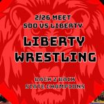 LIVE 5:15PM – O'Connor @ Liberty Wrestling
