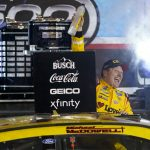 Glendale's Michael McDowell Is the 2021 Daytona 500 Champion