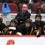 ASU Hockey Commits Murchison And Romer Stand Out In Exhibition Series