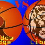LIVE 7PM – Shadow Ridge @ Liberty Boys Basketball