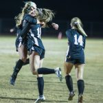 Liberty Girls Soccer Upsets Hamilton, Advances In State Playoffs