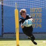 Tyler Kirberg Embracing Opportunity At UCLA