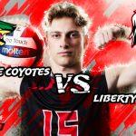 LIVE 5PM – Skyline @ Liberty Boys Volleyball