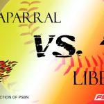 LIVE 3:45PM – Chaparral @ Liberty Softball
